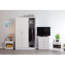 4 Piece Wardrobe Sets