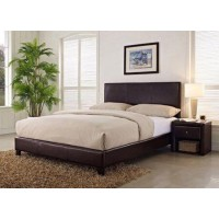 Prado Faux Leather Bed
